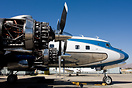 The last passenger carrying DC-6B in the world, and was the last to ev...