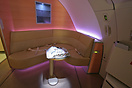 The latest delivered A330's of EY has a private lounge installed for t...