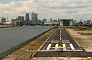 The Red Bull race 2007 saw the construction of this temporary runway a...