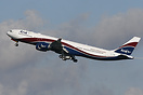 Ex-Kingfisher aircraft, taking-off on delivery flight for Arik Air of ...