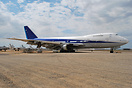 After a career doing many short-range flights around Japan, this 747SR...