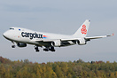 revised colourscheme for Cargolux
