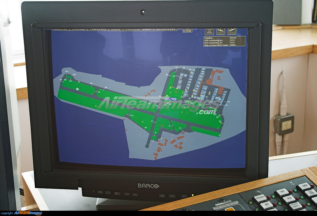 Birmingham Airport ATC - Large Preview - AirTeamImages com