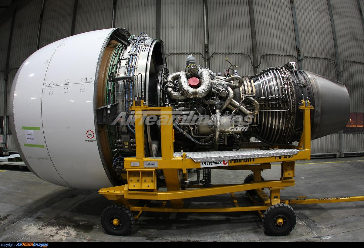 プラット・アンド・ホイットニー PW4000 - Pratt & Whitney PW4000 ...