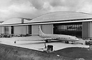 Role out of the Bristol Brabazon prototype aircraft in December 1948. ...