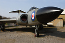 The Gloster Javelin was the world's first twin-engined delta-wing figh...