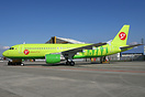 New Airbus A320 for S7 Airlines ex EC-JNT of Vueling Airlines.