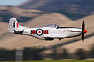 NZ2415 high speed flypast.