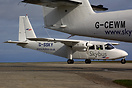 Skybus use a fleet of Islanders and Twin Otters to connect the Scilly ...
