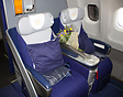 Business class on the A340-300