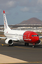 This new Norwegian Air Shuttle Boeing 737-800 is the 6000th 737 to be ...