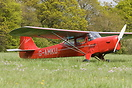 Auster club fly-in at Stoke Golding