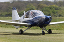 Scottish Aviation Bulldog 124