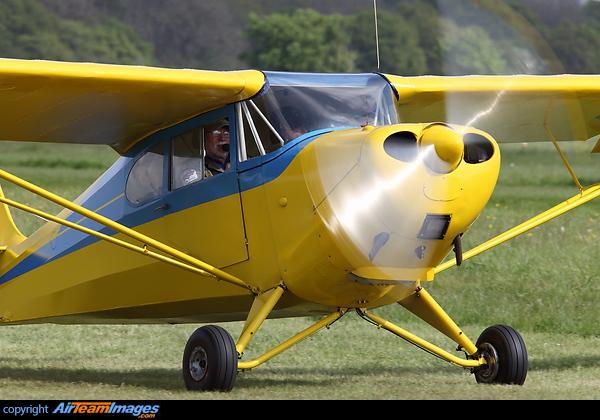 Aeronca 11AC Chief (G-IVOR) Aircraft Pictures & Photos