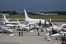 EBACE 2009 - Parking Overview