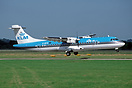 KLM UK operated five ATR-72's for a short time until operations were a...