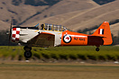 Take off for display and the only Harvard still in the RNZAF as part o...
