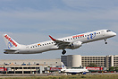 The first Embraer ERJ-195 for Air Europa