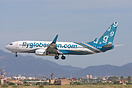 Aicraft had been leased to Oman Air and still retains part of that air...
