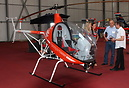 Heli-sport CH-7 Kompress seen here at 2009 Aero Expo in Prague