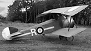 This Sopwith Camel was tucked away out of sight at Letnany airfield Br...