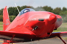 The Bushby Midget Mustang is a single-seat homebuilt aerobatic sports ...