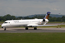 Eurowings are now operating with the Bombardier CRJ900 aircraft