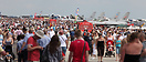 Huge numbers attended this years Royal Air Force Waddington Internatio...