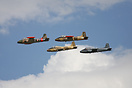 Team Viper Strikemaster display team - Waddington International Air Di...