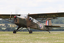 Auster K Auster AOP6 G-BNGE (TW536) at the 70th Anniversary Auster Fly...