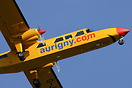 Close up of the famous Aurigny Air Services Trislander 'JOEY' and his ...