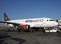 Special OneWorld colours