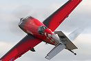 Mark Jefferies displaying in his Extra EA-300SC at the annual ESFA Fly...