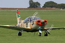 Race 31 SIAI-Marchetti SF-260W Warrior G-NRRA arrives back at Sywell A...