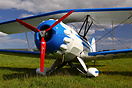 Great North Fly-in at Eshott, Northumberland.
