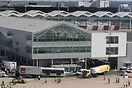 The new Birmingham Airport International Pier, at a cost of 45m, is t...