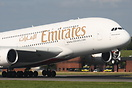 Rotate! The first time an Airbus A380 has operated passenger service a...