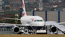 British Airways first Airbus A318 is fitted with an all-business cabi...