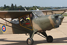 Auster 5A RT610 (G-AKWS) one of 20 vintage aircraft to visit to celebr...