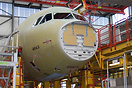 Since a time now Airbus is also assembling the A320 in Hamburg. Brand ...