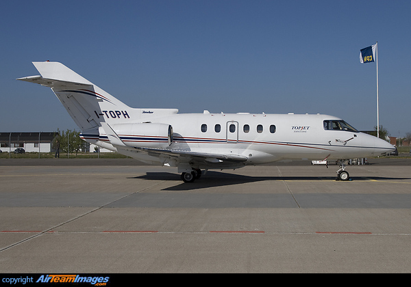Hawker Beechcraft Hawker 850XP