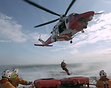 Photo by John Periam. The new AugustaWesland A139 Helicopter now based...