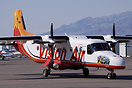 A Vision Airlines Dornier 228 at North Las Vegas airport