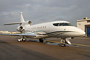 Another Dassault Falcon 7X for the Flying Group.