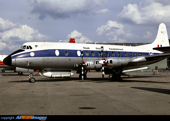 Vickers 800 Viscount