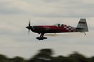 Mark Jefferies displaying in his Extra 330SC at the annual ESFA Fly-in...