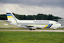 Transwede was one of many Scandinavian airlines to invade Stansted on ...