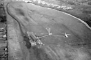 Overview of 'Birmingham Hay Mills Rotor Station' taken circa 1951. B.E...