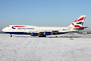 British Airways diverted two Boeing 747s and a 777 to Birmingham today...