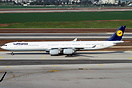 At 75.30 meters (247 ft 1 in) long the A340-600 is undoubtly the longe...